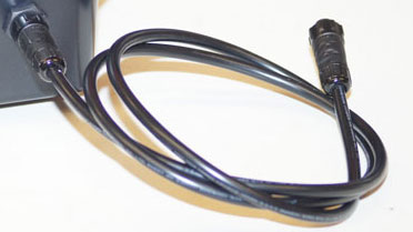 Camera or Echo to Battery Box Connection Cable, 4ft.