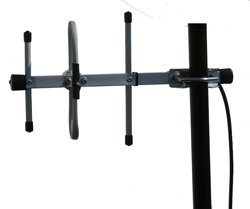3 Element Yagi High Gain Antenna 6dBi